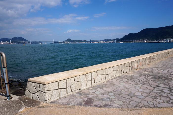 巌流島からの眺望