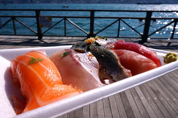 唐戸市場寿司