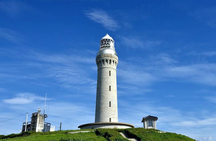 角島海水浴場 · 角島灯台