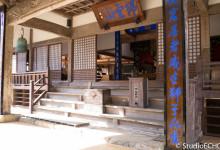大寧寺本堂