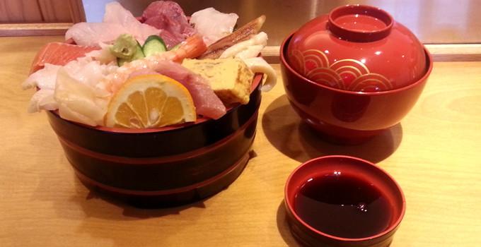 寿司正のチラシ
