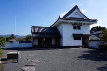 萩博物館敷地内