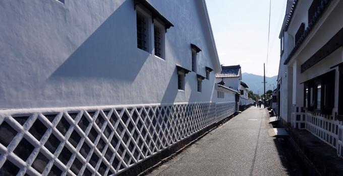 萩城下町菊屋横町